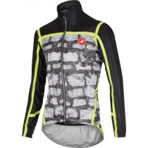 CASTELLI Pave Jacket Photo Print