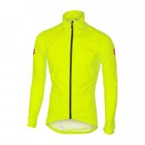 Castelli emergency veste imperméable jaune fluorescent
