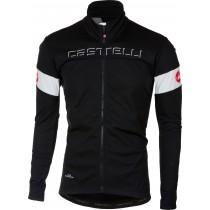 Castelli transition veste de cyclisme noir blanc