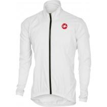 Castelli squadra er veste coupe-vent blanc