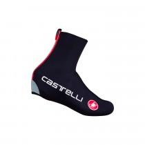 Castelli diluvio c 16 couvre chaussure noir