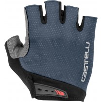 Castelli entrata gant de cyclisme steel bleu foncé