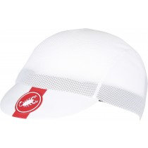 Castelli A/C Cycling Cap - White