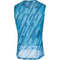 Castelli pro mesh sous-vêtement sans manches sky bleu