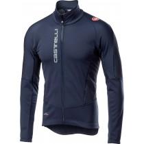 Castelli mortirolo V veste de cyclisme steel blue foncé