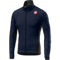Castelli mitico veste de cyclisme foncé infinity bleu