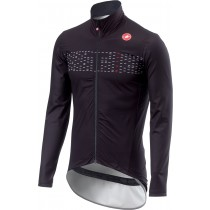 Castelli pro fit light veste de imperméable noir clair