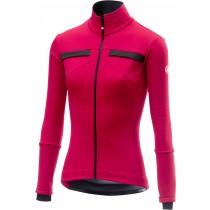 Castelli dinamica veste de cyclisme femme electric magenta