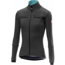 Castelli dinamica veste de cyclisme femme gris foncé