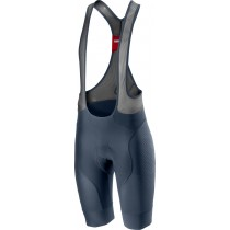 Castelli free aero race 4 cuissard de cyclisme courtes à bretelles dark steel bleu