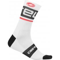 Castelli free kit 13 chaussures de cyclisme blanc noir