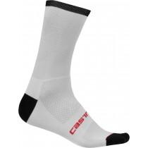 Castelli ruota 13 chaussures de cyclisme blanc noir