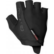Castelli rosso corsa gants de cyclisme femme noir