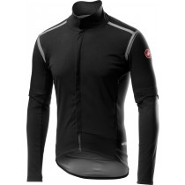 Castelli perfetto RoS convertible veste de cyclisme noir clair