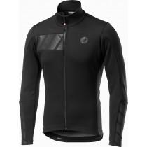 Castelli raddoppia 2 veste de cyclisme noir clair reflex