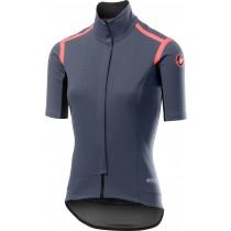 Castelli gabba RoS maillot de cyclisme à manches courtes femme steel blue foncé