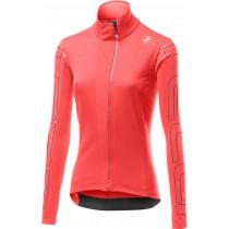 Castelli transition veste de cyclisme femme brilliant rose steel blue foncé