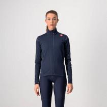Castelli Transition W Jacket - Savile Blue/Bronze