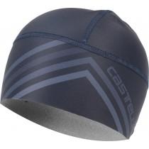 Castelli viva 2 thermo skully bonnet femme steel bleu foncé