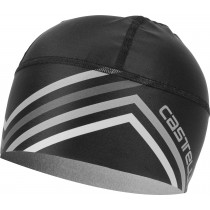 Castelli viva 2 thermo skully bonnet femme steel noir clair