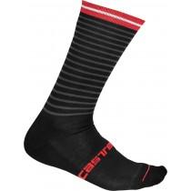 Castelli venti soft chaussettes de cyclisme noir