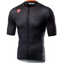 Castelli insider maillot de cyclisme à manches courtes noir clair