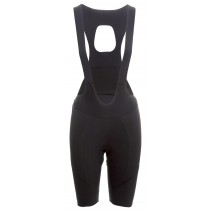 AGU premium woven cuissard de cyclisme court à bretelles noir