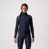 Castelli Alpha Ros 2 W Jacket - Savile Blue/Bronze