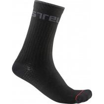 Castelli Distanza 20 Sock - Black