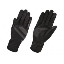 Agu essential windproof gants de cyclisme noir