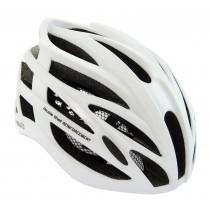 Agu tesero casqua de vélo blanc