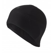 Agu essential fleece helmmuts zwart