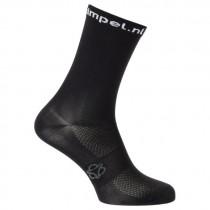 AGU Jumbo-Visma replica chaussettes de cyclisme noir 2019