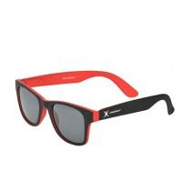 SLOKKER Bril Vale Black Red (50140/3)
