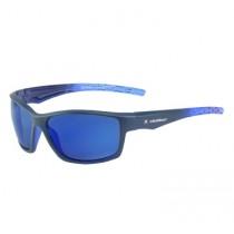 Slokker steve fietsbril blauw