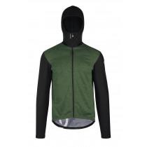 Assos Trail Spring/Fall Hooded Jacket - Mugogreen