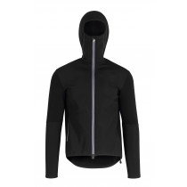 Assos Trail Winter Softshell Jacket - Blackseries