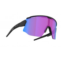 Bliz Breeze Nano Optics   Nordic Light Bril Black - Violet W Blue Mul