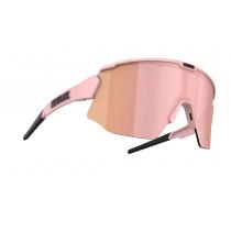 Bliz Breeze Bril Pink - Brown W Rose Multi + Spare Lens Pink