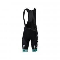 Sportful Bora Hansgrohe bodyfit pro classic cuissard de cyclisme à bretelles court noir