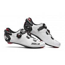 Sidi wire 2 carbon air chaussures route blanc noir