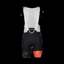 Poc Essential Road Vpds Bib Shorts - Uranium Black/Uranium Black