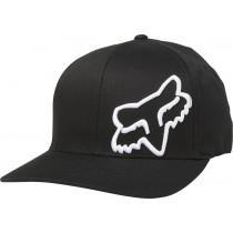 Fox Flex 45 Flexfit Hat - Black/White