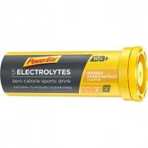 Powerbar electrolyte tabs mango passionfruit (10 stuks)