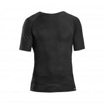 GripGrab merino polyfibre sous-vêtement à manches courtes noir