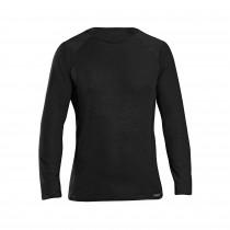 GripGrab merino polyfibre sous-vêtement à manches longues noir