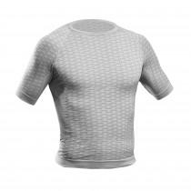 GripGrab expert seamless lightweight sous-vêtement manches courtes gris