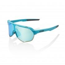 100% S2 Peter Sagan LE lunettes blue topaz - blue topaz multilayer mirror lentille