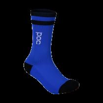 Poc Essential Mid Length Sock - Azurite Multi Blue