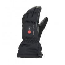 Sealskinz extreme cold weather heated gants de cyclisme noir